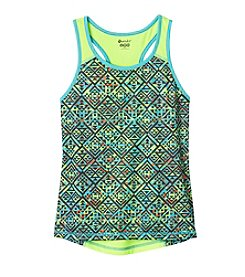 Mambo® Girls' 7-16 Printed Active Tank