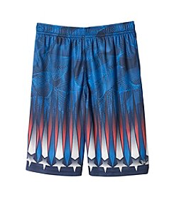 Mambo® Boys' 8-20 Full Print Shorts