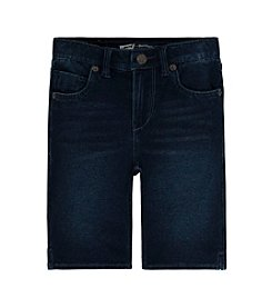 Levi's® Girls' 2T-16 Ink Knit Bermuda Shorts