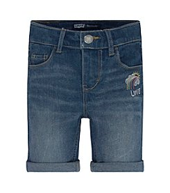 Levi's® Girls' 2T-6X Bella Bermuda Shorts