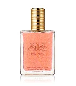 Estee Lauder Bronze Goddess Shimmering Body Oil Spray