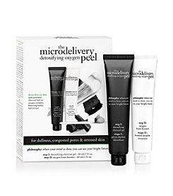 philosophy® The Microdelivery Detoxifying Oxygen Peel