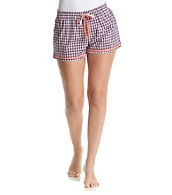Tommy Hilfiger® Tartan Plaid Shorts