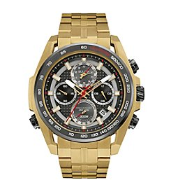 Bulova® Men's Goldtone Watch