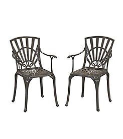 Home Styles® Largo Dining Chair Pair