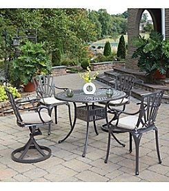 Home Styles® Largo 5-pc. Mixed Chair Dining Set