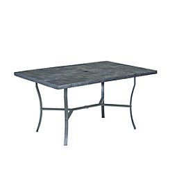 Home Styles® Stone Veneer Slate Tile Top Dining Table