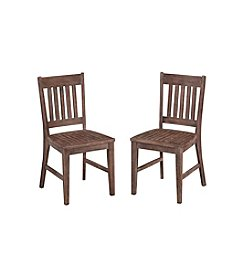 Home Styles® Morocco Side Chair Pair