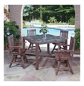 Home Styles® Morocco 5-pc. Armchair Dining Set