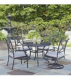 Home Styles® Athens 5-pc. Mixed Chair Dining Set