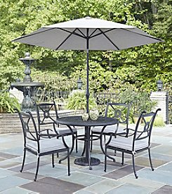 Home Styles® Athens 5-pc. Dining Set with Umbrella