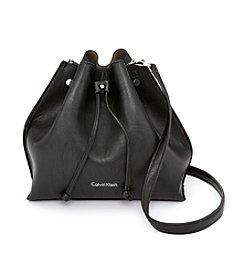 Calvin Klein Pebble Bucket