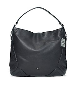 Lauren Ralph Lauren® Birchfield Leather Hobo