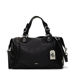 Lauren Ralph Lauren® Santana Leather Satchel