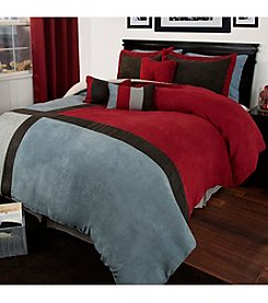 Lavish Home Rhea 7-pc. Comforter Set