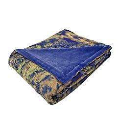 Tracy Porter® Briana Damask Throw Blanket
