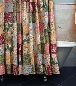 Greenland Home® Antique Chic Shower Curtain