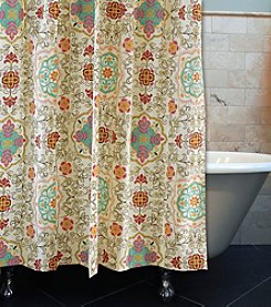 Greenland Home® Esprit Spice Shower Curtain