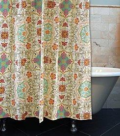Greenland Home® Esprit Spice Shower Curtain