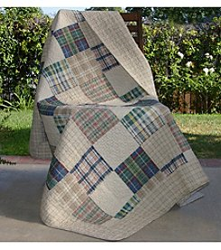 Greenland Home® Oxford Throw