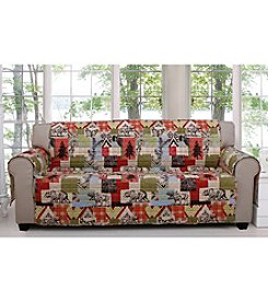 Greenland Home® Rustic Lodge Loveseat or Sofa Slipcover