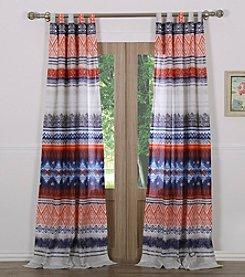 Greenland Home® Urban Boho Window Curtain