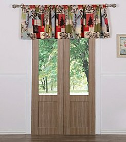 Greenland Home® Rustic Lodge Valance