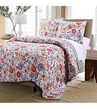 Greenland Home® Astoria Quilt Set