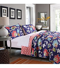 Greenland Home® Phoebe Quilt Set