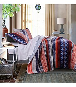 Greenland Home® Urban Boho Quilt Set