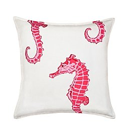 Greendale Home Fashions Seahorse Decorative Pillow