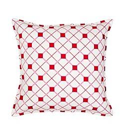 Greendale Home Fashions Geo Decorative Pillow