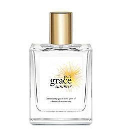 philosophy® Pure Grace Summer Limited Edition Eau De Toilette