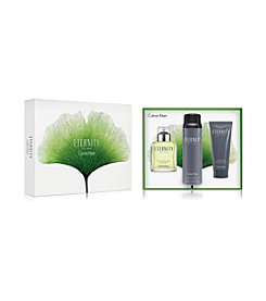 Calvin Klein ETERNITY For Men Gift Set (A $130 Value)