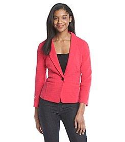 Kensie® Ribbed Jacket
