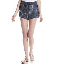 Celebrity Pink Dots Soft Shorts