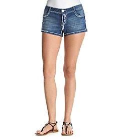 Hippie Laundry Frayed Shorts