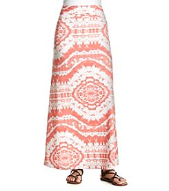 Sequin Hearts® Tie Dye Maxi Skirt