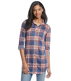 w.f. Plaid Shirt