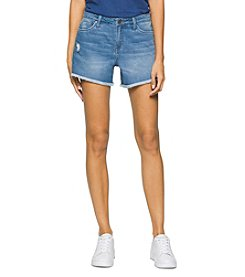 Calvin Klein Jeans® Destructed Shorts