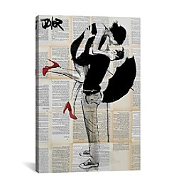 iCanvas Always Again by Loui Jover Canvas Print