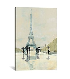 iCanvas April in Paris by Avery Tillmon Canvas Print