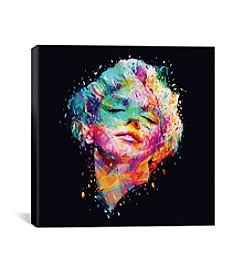 iCanvas Marilyn by Alessandro Pautasso Canvas Print
