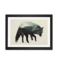 iCanvas ULV by Andreas Lie Framed Fine Art Paper Print