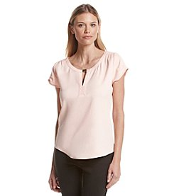 Calvin Klein Short Sleeve Top