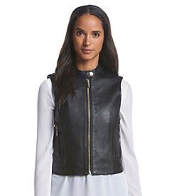 MICHAEL Michael Kors® Leather Vest