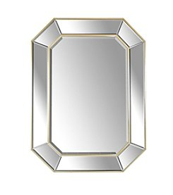 Sheffield Home® Mirror On Mirror Goldtone Accent