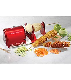 Nostalgia Electrics® 50's Style Electric Potato And Vegetable Twister & Peeler