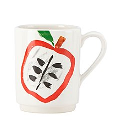 kate spade new york® All In Good Taste Pretty Pantry Accent Mug, Fruit