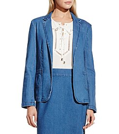 Vince Camuto® Stretch Denim Blazer
